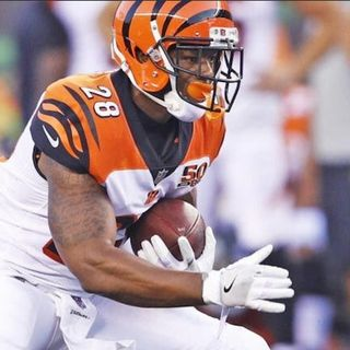 Locked on Bengals - Lapham on Ross, Zampese and the offense