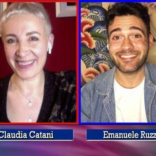 519 - Dopocena con... Claudia Catani e Emanuele Ruzza - 04.03.2021