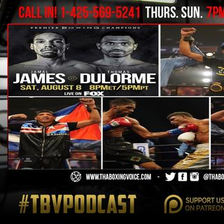 ☎️Jamal James WANTS Pacquiao🤣Fox Schedule Revealed: IMMEDIATE REACTIONS😲Charlo vs Saunders BEEF🥩