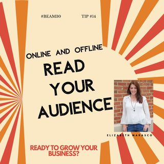 EPS 14 Read Your Audience Online And Offline