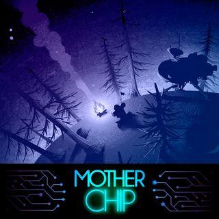 MotherChip #231 - Banqueta de duas pernas