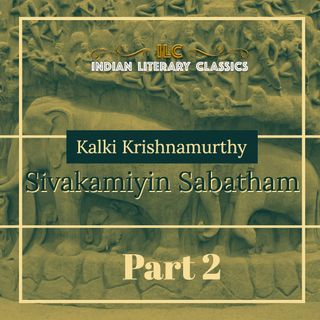 Sivakamiyin Sabatham by Kalki Krishnamurthy Vol 2