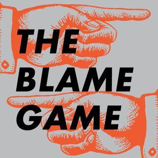 "Ep15 (The Blame Game) ""The Brash American"""