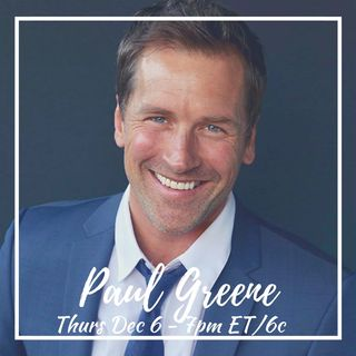 CHRISTMAS MUVIES SPOTLIGHT SPECIAL EDITION WITH SPECIAL GUEST - PAUL GREENE