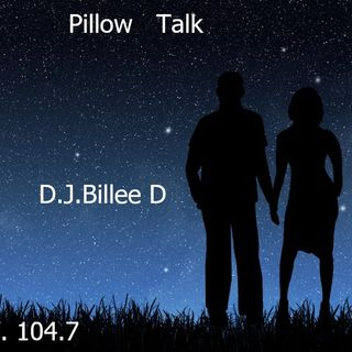Pillow Talk  {  Moinday Night  }