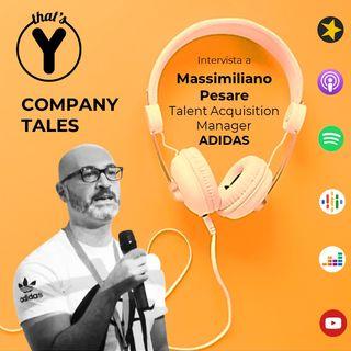 Company Tales con Massimiliano Pesare ADIDAS