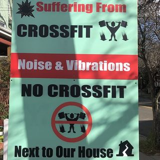 Neighbors Fed Up With Noise From Brookline CrossFit Gym