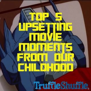 Top 5 Most Upsetting Movie Scenes From Our Childhood