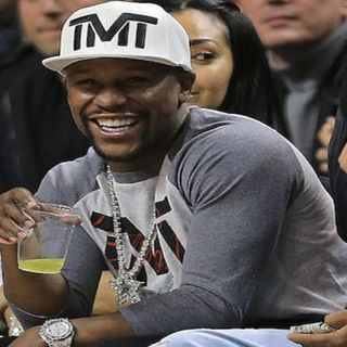 Nate Campbell:  Floyd Mayweather Is Privileged