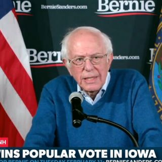 Episode 806 | Sanders Claims Victory in Iowa | Media Propping Up Pete | Warren Team Defections