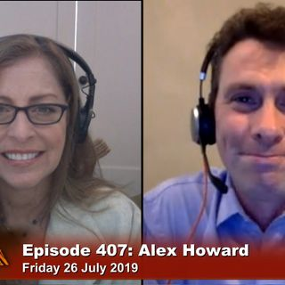 Triangulation 407: Alex Howard on Digital Governance