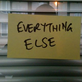 Everything Else  #19