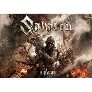 Metal Hammer of Doom: Sabaton - The Last Stand