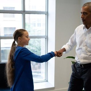 Greta Thunberg at UN Climate Summit