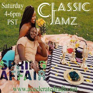 Classic Jamz *Spring Affair* 4/3/21