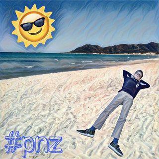 #pnz PRIMO tuffo ad aprile!!