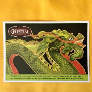 Celestial Seasonings Leaflet