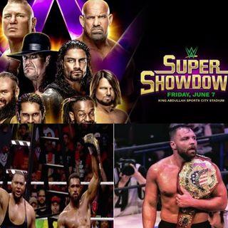 NXT Takeover 25 to Super ShowDown in Saudi