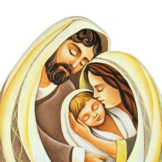 La Santa Famiglia di Nazaret😇
