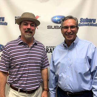 SIMON SAYS, LET'S TALK BUSINESS: David McMullen with Luckie and Company
