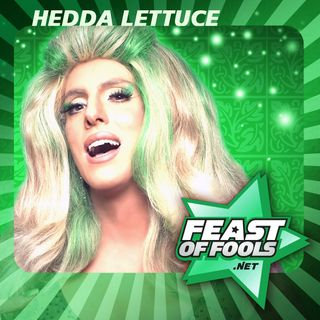 FOF #644 – Hedda Lettuce, NYC's Cable Access Drag Queen