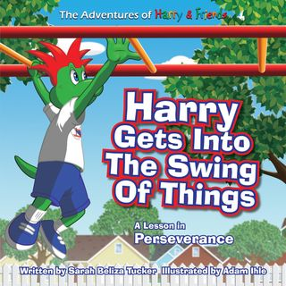 Harry Gets Into the Swing of Things by Sarah Tucker - Read by Martyn Kenneth
