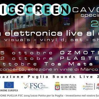 Intervista a Beppe Massara Cavo Festival Big Screen