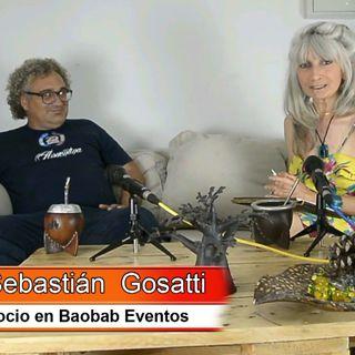 Programa 2 Fuengirola Podcast Entrevista Sebastian Gosatti -Baobab-Foodtrucks Xperience