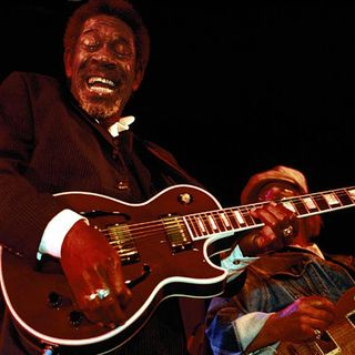 Cherry Red Wine di Luther Allison