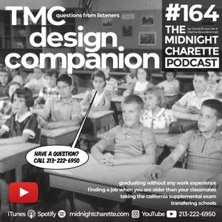 #164 - Design Companion: Graduating Too Old and Without Work Experience, Changing Schools, and Taking the CSE