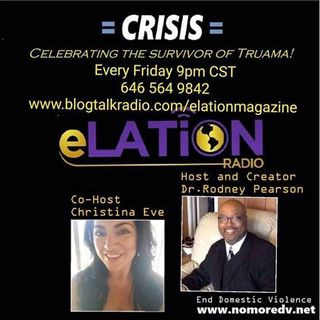 Crisis with Dr Rodney Pearson and Christina Eve