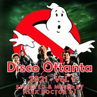 #89 - Disco Ottanta - 2021 vol.1