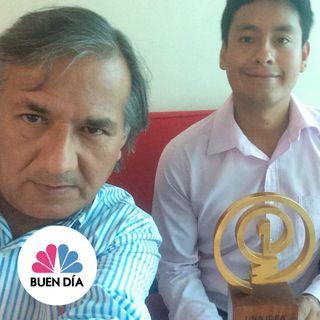 Invento turbina eólica para obtener agua del aire, de joven peruano ganó 1er puesto en concurso científico de History Channel.