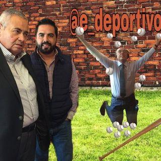Hoy con la dulce compañía del Poli Toluco por ausencia del paqueteado en Espacio Deportivo de la Tarde 08 de Octubre 2020