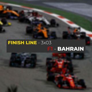 F1 - GP Bahrain 2019