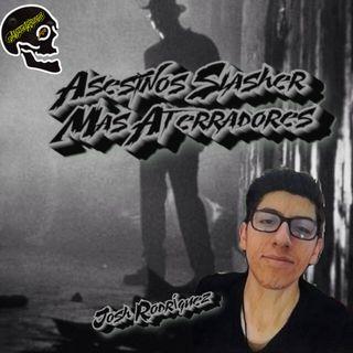 Asesinos Slasher Más Aterradores