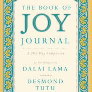 Doug Abrams Book Of Joy Journal
