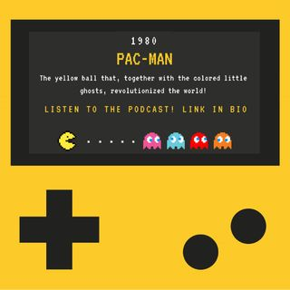 PAC-MAN - 1980 - Episode 0