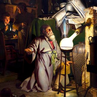 17. Isaac Newton e la pietra filosofale