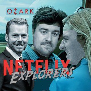 Ozark S3 + Community + Donald Sutherland