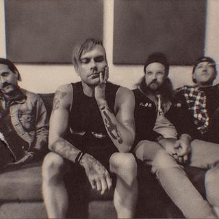 THE USED Interview