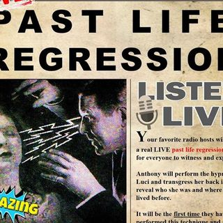 Past Life Regression Hypnosis Session: LIVE ON-AIR