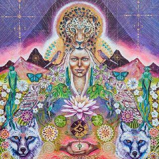 Meditación Arcoiris 9/40 Reactivación Chakra de la Visión