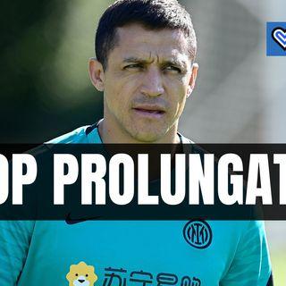 Inter, guaio Sanchez: rischia di saltare le prime due in Serie A!