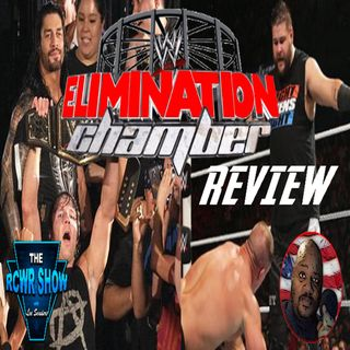 WWE  Elimination Chamber 2015 Post Show!