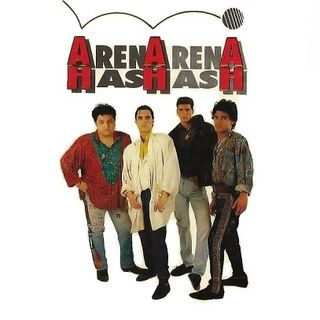 ARENA HASH - álbum AH AH AH