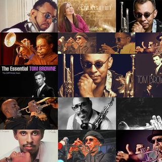 "The ""Jazz-Zone Mix"" Tom Browne Legacy"