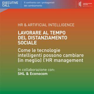 Executive Call | Lavorare al tempo del distanziamento sociale