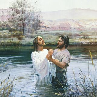 Baptism for Jesus?