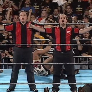 The Tommy Dreamer and Raven feud
